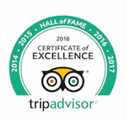 Logo Tripadvisor Hall Of Fame
